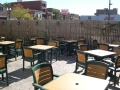Chicago Beer Garden 60618