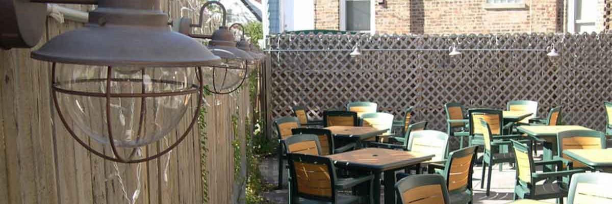 beer garden chicago