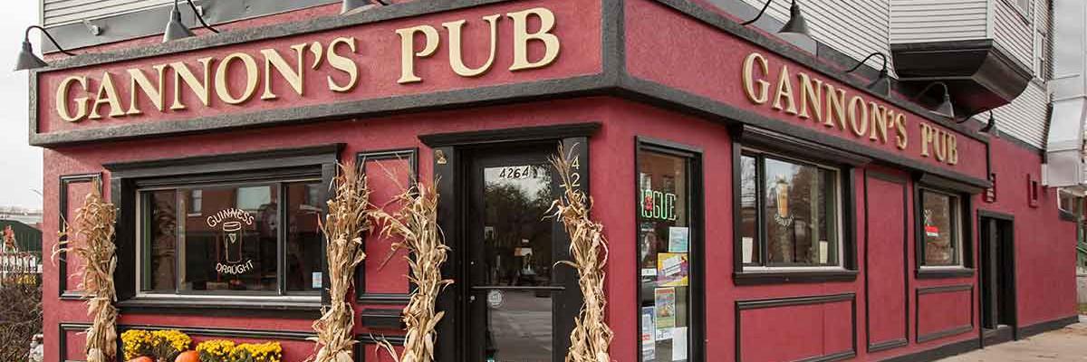 Gannons pub exterior