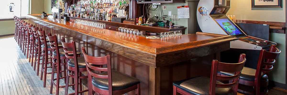 gannons pub interior